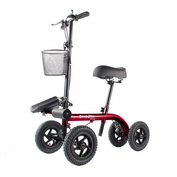 All Terrain Seated Knee Scooter R280