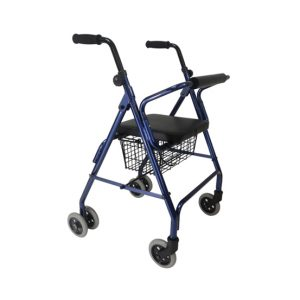 Weight Activated Brakes Freedom Cart R410